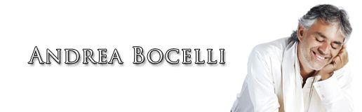 Andrea Bocelli Concert Vegas