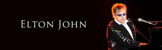 Elton John Concert Vegas