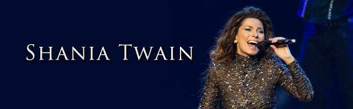 Shania Twain Concert Vegas