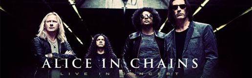 Alice in Chains Vegas Concert